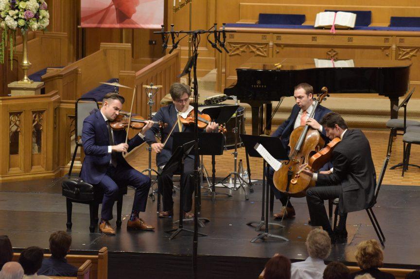 NSCMF 2017, Esher Quartet